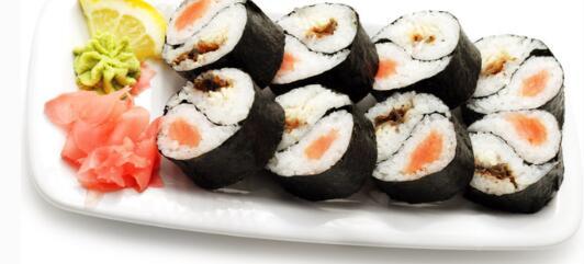 福州2家寿司店超范围网售生鱼片被罚